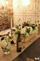 Wine Cellar theming at the Racks- Elizabeth Weddings