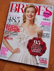 Conde Nast Brides Magazine Jul-Aug14