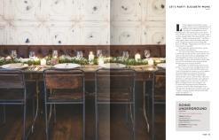 Racks styling Vow magazine 3- Styling by Elizabeth Weddings