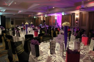 Venus Awards at the Bristol Marriott Royal Hotel