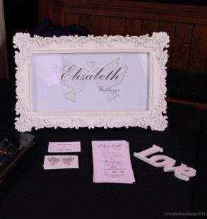 Elizabeth Weddings Frame