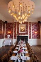 Table setting No 4 Clifton Village- Elizabeth Weddings