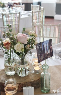 Pink, mint, peach and yellow wedding- Styling by Elizabeth Weddings