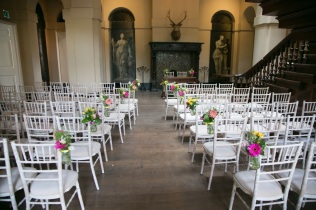 Ceremony, styling by Elizabeth Weddings
