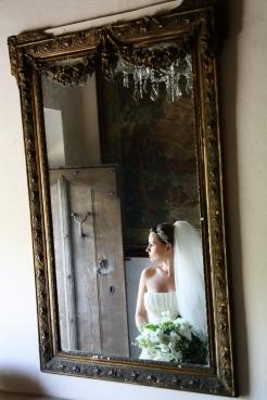 Walton Castle shoot mirror shot