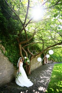 Walton Castle Wishing Tree- styling by Elizabeth Weddings