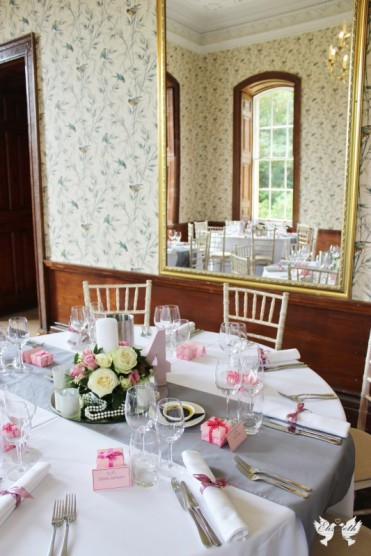 Oak room at Kings Weston House- Elizabeth Weddings