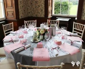 Dusky pink and grey styling4- Elizabeth Weddings