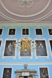 Portrait Gallery at Kings Weston House- Elizabeth Weddings