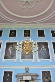 Portrait Gallery at Kings Weston House- Elizabeth Weddings