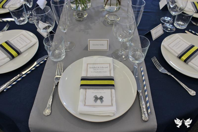 Navy Blue Grey And Yellow Inspiration At At Bristol