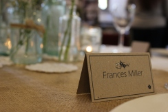 Bespoke Rustic Stationery by Elizabeth Weddings