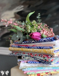 Mixed bunch vintage sashes - The Vintage Sash Company