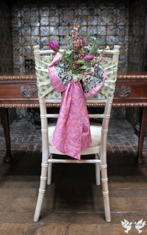Liberty Print vintage sashes - The Vintage Sash Company