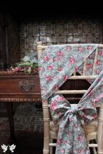 Floral vintage sashes - The Vintage Sash Company