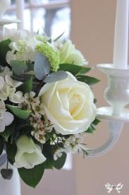 Flowers at Goldney- Elizabeth Weddings