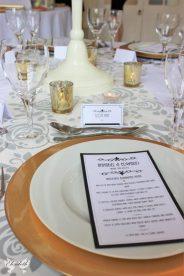 Handmade stationery at Goldney Hall- Styling by Elizabeth Weddings