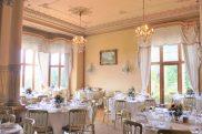 Orchardleigh House Wedding Breakfast- Styling by Elizabeth Weddings