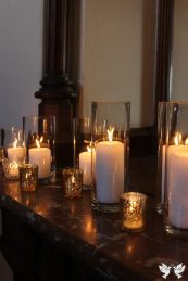 Candles- Elizabeth Weddings