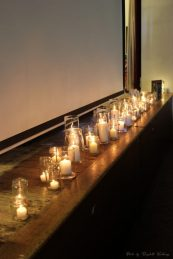 Abundance of Candles, styling by Elizabeth Weddings