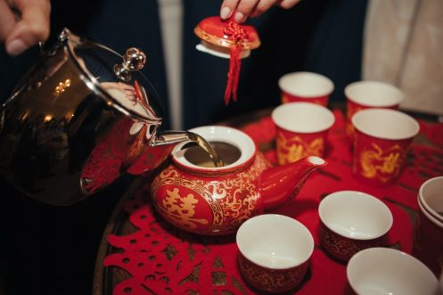 Chinese tea ceremony, Elizabeth Weddings
