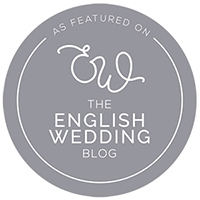 The English Wedding Blog Approved