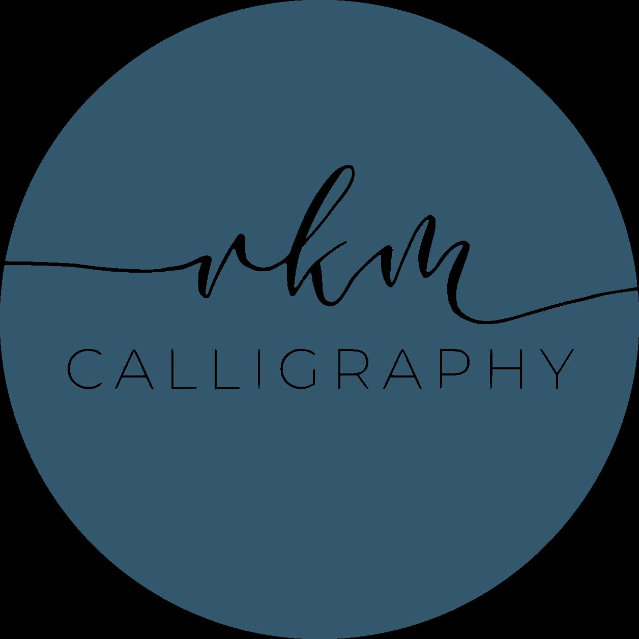 RKM Calligraphy